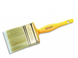 Кисть малярная с пластиковой ручкой,плоская SOFTIP 2-3
