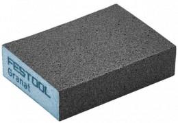 Шлифовальная губка Festool Granat GR/6, 69 x 98 x 26 мм Festool