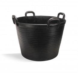 Корзина резиновая №104 RUBI 4 рукоятки, 85 литров