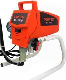 Окрасочный аппарат ASpro AS-1800, безвоздушный Aspro