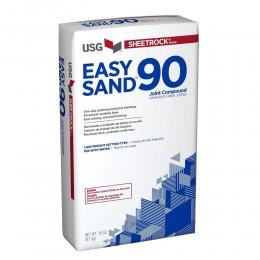 Сухая смесь Sheetrock Easy Sand 90, гипсовая облегчённая Sheetrock