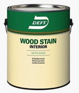 Тонирующая пропитка для дерева Deft DFT300, для внутр. работ, 0.964 л. Deft