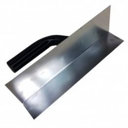 Гладилка для формирования наружных углов COMENSAL, нерж сталь 45х80х270 мм