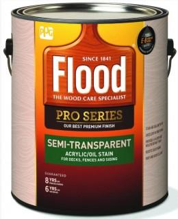 FLD812/01 FLOOD SEMI-TRANSPARENT Акрил масляная пропитка Flood