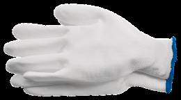 STORCH Перчатки полиэфирные, белые Storch