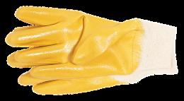 STORCH Перчатки нитриловые, жёлтые Storch