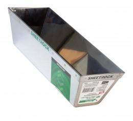 Ёмкость для шпатлёвки Sheetrock Matrix, нержавеющая сталь Sheetrock
