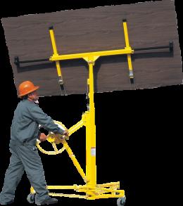 EDMAPLAC® 450 Специализированная ручная тележка-подъёмник для ГКЛ