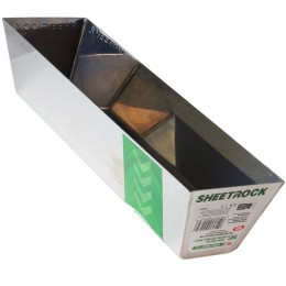 Ёмкость для шпатлёвки Sheetrock Classic, нержавеющая сталь Sheetrock