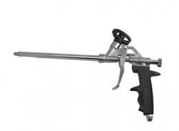 Пистолет для монтажной пены, стальной корпус Tulips