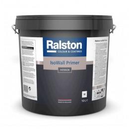 Грунт изолирующий Ralston IsoWall Primer Interior/Exterior, 10 литров
