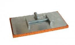 Тёрка с резиновой пористой губкой COMENSAL, 385x185 мм