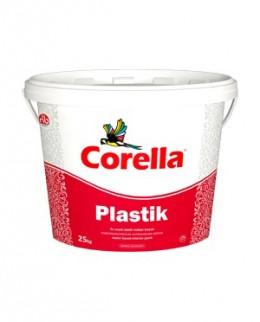 Краска Corella Plastik, интерьерная пластическая Corella