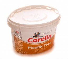 Краска Corella Plastik Plus, пластическая антибактериальная Corella