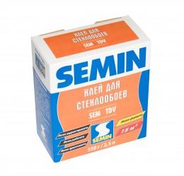 Обойный клей Semin Sem TDV для стеклообоев Semin