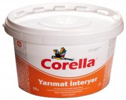 Краска Corella Yarimat, полуматовая интерьерная Corella