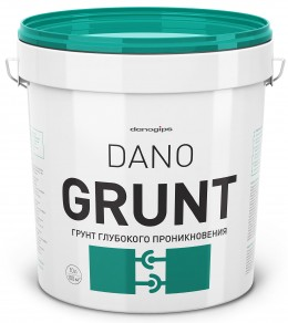 Грунтовка Dano Grunt, глубокого проникновения