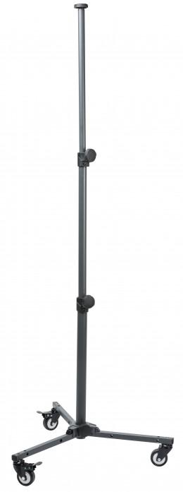 Штатив для прожекторов Scangrip Wheel Stand, телескопический