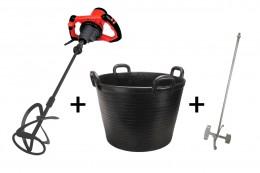 Комплект для замешивания строительных смесей (штукатурок, шпатлёвок)