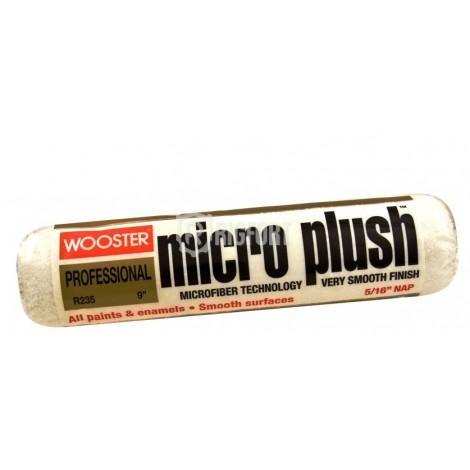 Валик малярный Wooster MicroPlush, микрофибра, 229 мм Wooster