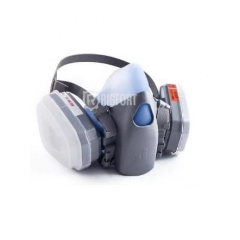 Полумаска защитная Jeta Safety 5500, комплект с фильтрами Jeta Pro